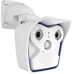 Уличная корпусная IP видеокамера Mobotix MX-M15D-Sec-DNight-D22N22-6MP-F1.8
