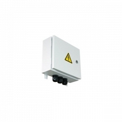 Опция: электромонтажный шкаф уличного исполнения Beward xxxx-B220WX