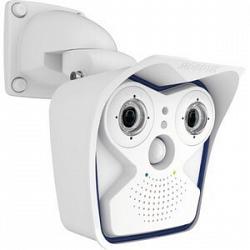 Уличная корпусная IP видеокамера Mobotix MX-M15D-Sec-DNight-D**N**-F1.8