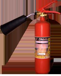 Огнетушитель ОУ-1 (ВС)
