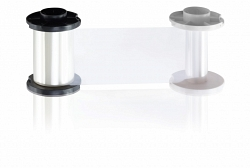 Чистая ламинационная лента повышенной прочности    Fargo      PolyGuard, 0.0253 мм