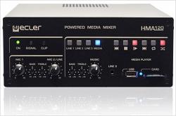 Активный медиа микшер Ecler HMA120