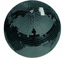 Зеркальный шар EUROLITE Mirror Ball 30 cm BLACK