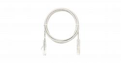 Коммутационный шнур NIKOMAX NMC-PC1UD05T-010-GY