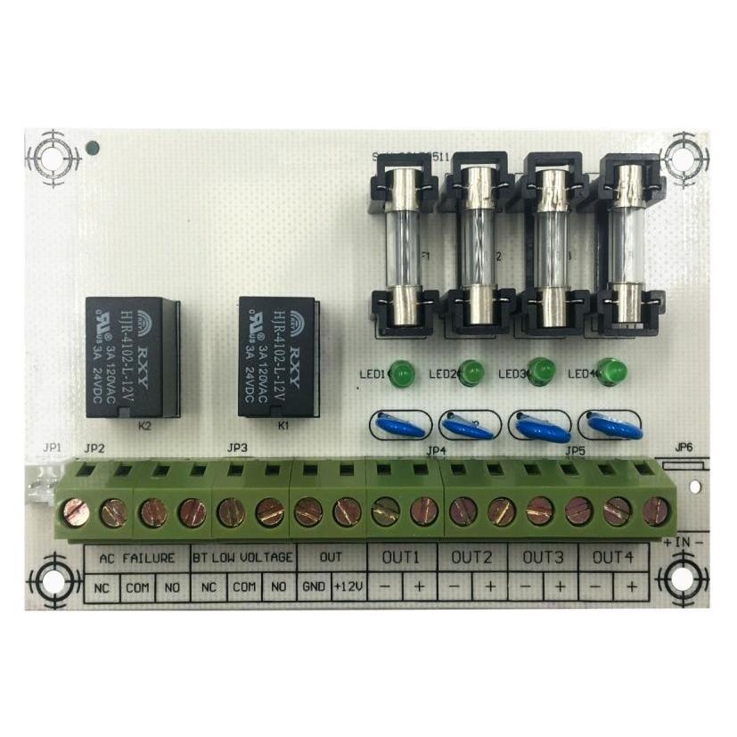 Модуль расширения для блока питания Smartec ST-PS104FBR