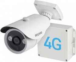 Уличная корпусная IP видеокамера Beward CD630-4G