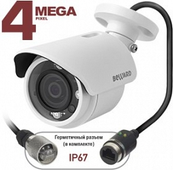 Уличная IP видеокамера Beward BD4640RC