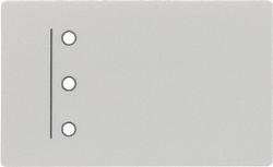 Декоративная вставка для считывателей в исполнении Classic - Honeywell 026379.10