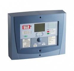 FXS 3NET/RU Станция пожарной сигнализации, 2/1 слота, МС2, UI2 ESMI
