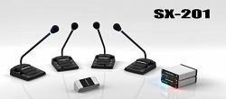 5-канальная цифровая система конференц-связи Stelberry SX-201 / 4+1