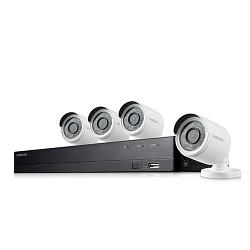 Комплект AHD видеонаблюдения Samsung SDH-B74041