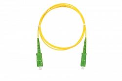 Шнур волоконно-оптический NIKOMAX NMF-PC1S2A2-SCA-SCA-003
