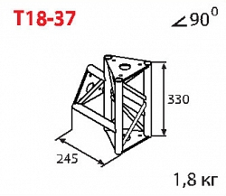 Стыковочный узел  IMLIGHT T18-37