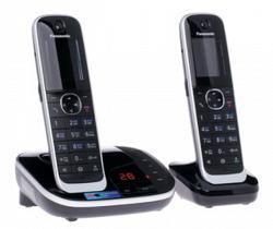 Телефон DECT Panasonic KX-TGJ322RUB
