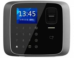 Автономный контроллер с биометрическим считывателем
