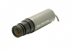 Миниатюрная аналоговая видеокамера Watec WAT-240E G3.7