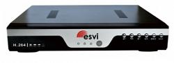 16 канальный гибридный видеорегистратор ESVI EVD-6116NLX-1