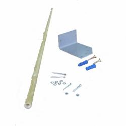 КМЧ-СТ2(для извещателей серии Рельеф) Комплект монтажных частей извещателей