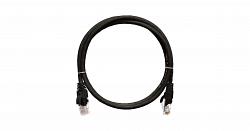 Коммутационный шнур NIKOMAX NMC-PC4UD55B-010-BK