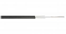 Кабель волоконно-оптический NIKOLAN NKL-F-004A1D-01B-BK-F001