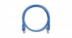 Коммутационный шнур NIKOMAX NMC-PC4UD55B-010-BL