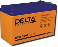 Аккумуляторная батарея Gigalink DTM1207