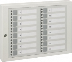 Блок индикации и блокировки Honeywell 12544,17