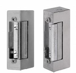 ЭМЗ стандартная с плоской ответной планкой HZfix с Fix-бороздками 1405RRF05135E34