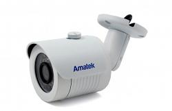 Уличная IP видеокамера Amatek AC-IS402 (3,6)
