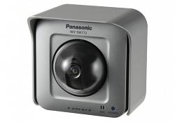 Видеокамера IP миниатюрная Panasonic WV-SW172E