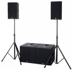 Полнодиапазонный звукоусилительный комплект KS-AUDIO ConSet 1