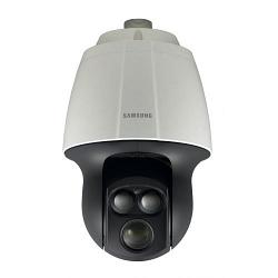 Уличная скоростная поворотная IP видеокамера Samsung XNP-6370RHP