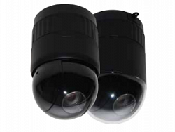 Скоростная поворотная IP видеокамера Hitron NFX-12033B1