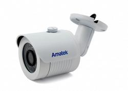 Уличная IP видеокамера Amatek AC-IS202 (3,6)