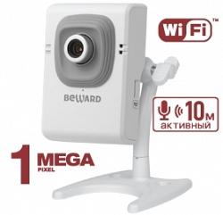 Миниатюрная IP видеокамера Beward B12CW