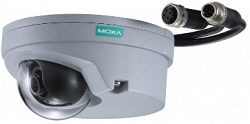 Купольная IP видеокамера MOXA VPort P06-2L80M-CT