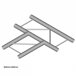 Металлическая конструкция Dura Truss DT 22 T35H-T   T-joint