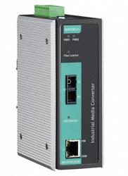 Медиаконвертер Ethernet MOXA IMC-P101-M-SC-T