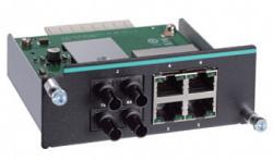Модуль MOXA IM-6700A-2MST4TX