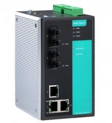 Коммутатор MOXA EDS-505A-MM-ST-T