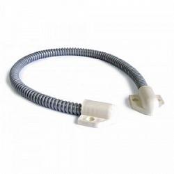 ГП-(белый) Кабель-канал гибкий для перехода на дверь