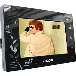 Kocom    KCV-A374SD LE-4 (чёрный). Монитор видеодомофона