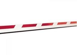 Стрела прямоугольная с демпфером и светоотражающими наклейками