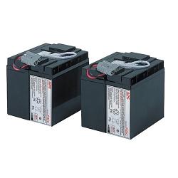 Сменный батарейный картридж APC №55 RBC55