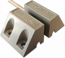 Извещатель охранный точечный магнитоконтактный Магнито-контакт ИО 102-40 Б2П (2)