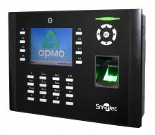Мультимедийный терминал учета рабочего времени Smartec ST-FT680EM