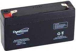 Аккумуляторные батареи     CHALLENGER     AS6-1.3
