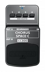 Педаль эффектов Behringer CC 300