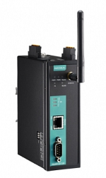 1-портовый преобразователь MOXA MGate W5108-EU-T