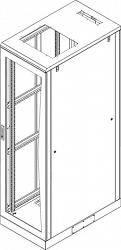 Напольный шкаф (каркас) TLK TFL-336060-XXXX-GY